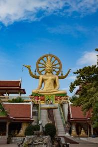 Ko Samui's Big Buddha